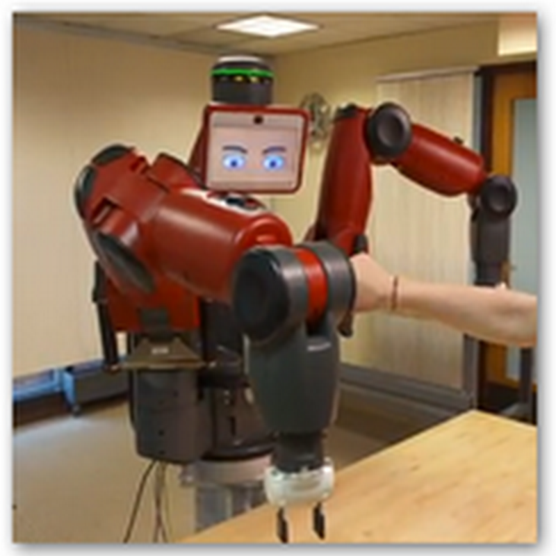Rethink Robotics Introduces Baxter the Humanoid Robot Out of the Crate and Ready to Work in Factories and Healthcare And Eldercare Apps Could be Next