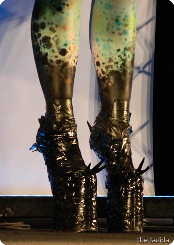 IMATS Sydney 2012 - Beauty Fantasty - Wild Kingdom - Victoria Leonard (4)