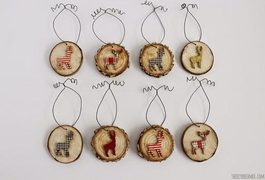 Deer-Ornaments