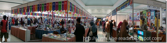Book Fair 2012 Brunei