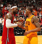 lebron james nba 130224 mia vs cle 13 LeBron Debuts Prism Xs As Miami Heat Win 13th Straight