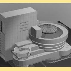19.- F. Lloyd Wright. Museo Guggenheim (Nueva York)