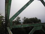 Jantan summit tower (Daniel Quinn, October 2010)