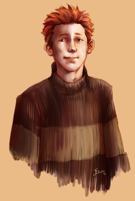 Ron Weasley by Gold-Seven on deviantArt