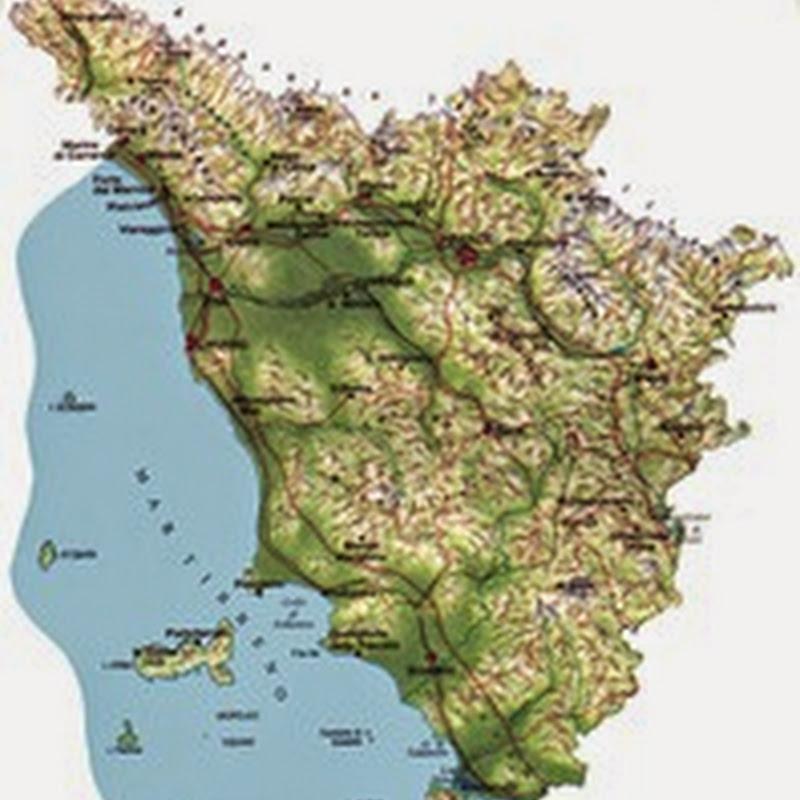 El medio ambiente en Toscana a través de 11 infográficas (2a parte).