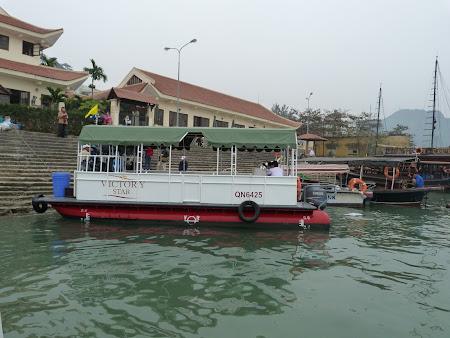 Barca de shuttle
