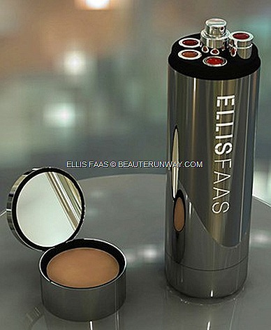 ELLIS FAAS Human Colours® collection pen lipstick concelar blusher foundation skin veil powder holder compact Sccube Apothecary