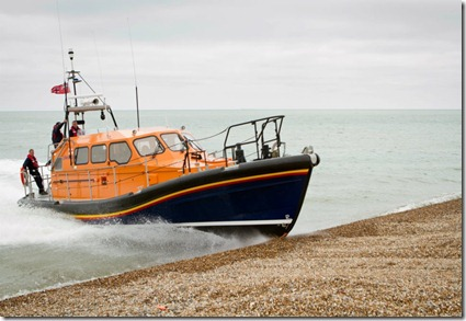 Shannon lifeboat 2