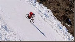 Ethan on a hill.. With no brakes!   YEAOOOOOAAAAA!