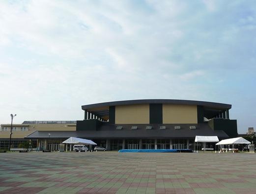 Gloria Ishizaka - PL 2011 - novo centro de aprimoramento e alojamento