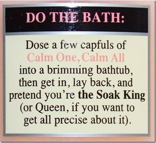 Do the Bath