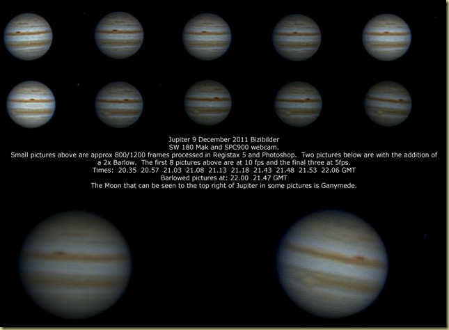 9 December 2011 Jupiter Images