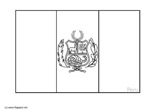 Independencia de Perú para Colorear | Manualidades ...