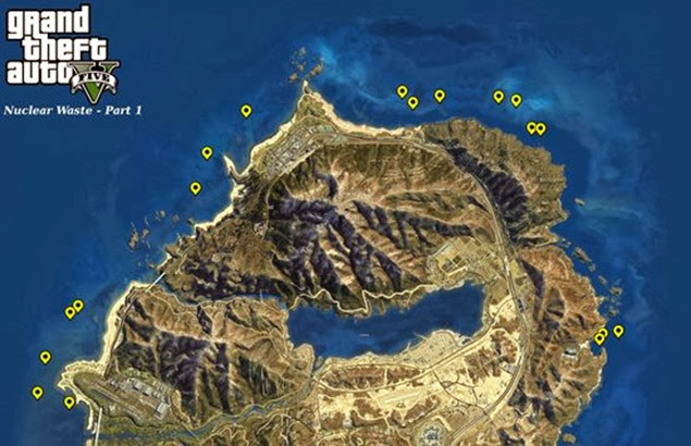 gta 5 nuclear waste locations guide 02 upper map bb