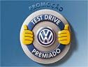 promocao test drive premiado volkswagen