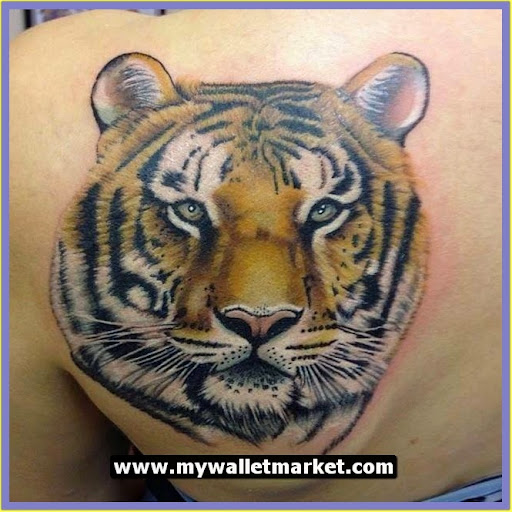 tattoo designs tribal tiger. Black Bedroom Furniture Sets. Home Design Ideas