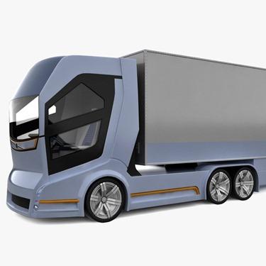 Camiones Volvo Vision 2020 Concepto