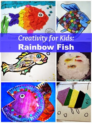 Rainbow Fish Projects For Kids