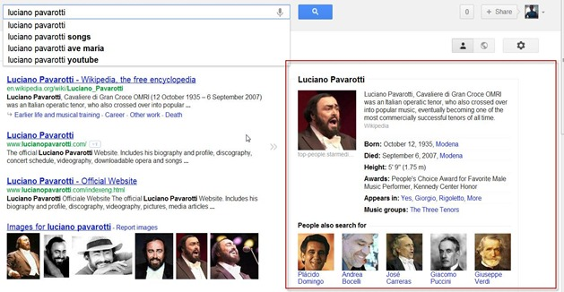 luciano-pavarotti-knowledge-graph