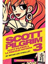 3 Scott Pilgrim y La Tristeza Infinita