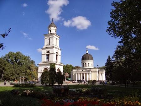 Obiective turistice Chisinau: Catedrala