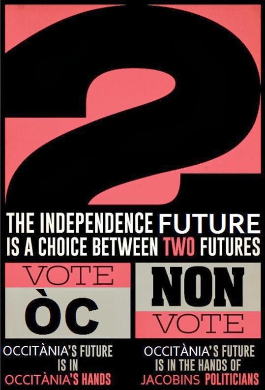 Non vote e Occitània