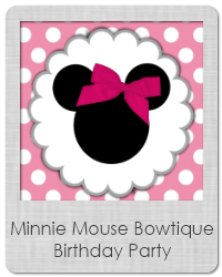 minnie mouse bowtique party
