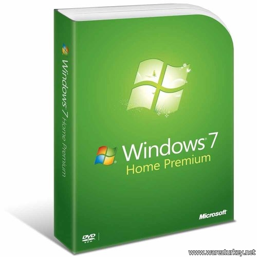 Windows 7 Home Premium Sp1 (32/64 Bit) T�rk�e MSDN Tek Link indir