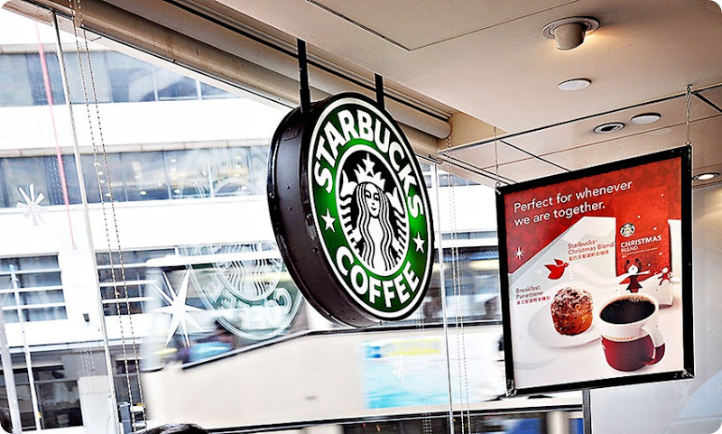 Reflection---Starbucks