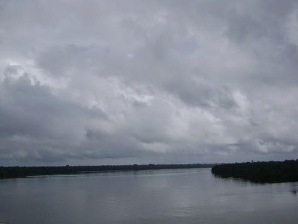 Rio Moju - Barcarena, Parà