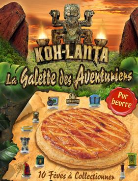 galette Koh-lanta fève