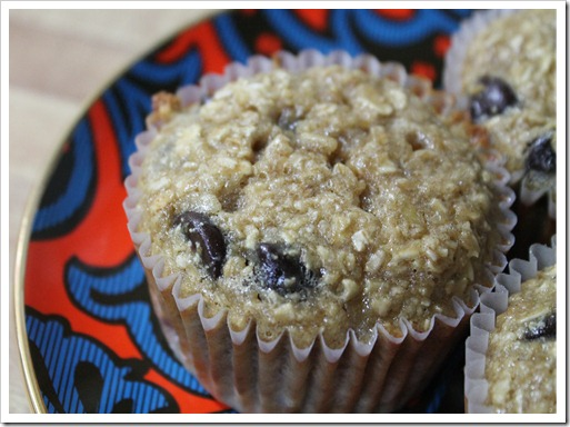 oatmeal muffins 007