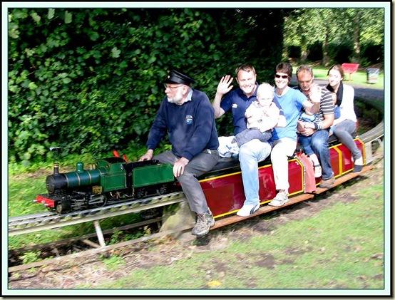 Walton Park on 25 August 2012