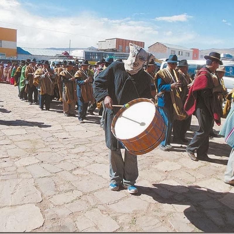 Rosario Satalapaka de Jesús de Machaqa (La Paz)