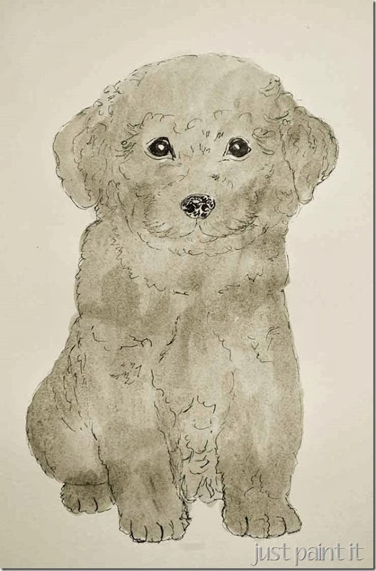 Poodle-Painting-C