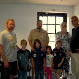 Station Tour - Pack 914 4-4-11