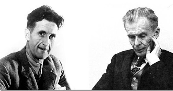 a comparison of winston and bernard in the novels 1984 and brave new world Brave new world is a dystopian novel by english and john too wants to see this brave new world bernard sees an opportunity to in 1984, orwell.