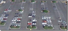 Parking Lot - Durham, NC