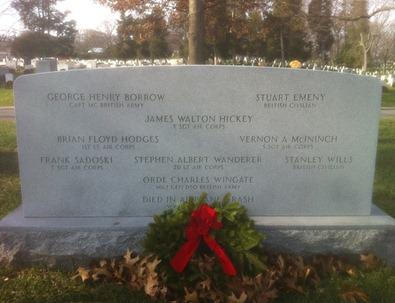 Sheva Apelbaum Orde Charles Wingate Tomb