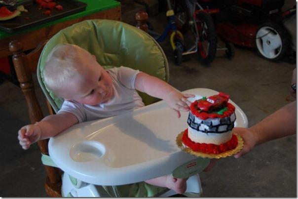 Primeiro bolo de aniversário (3)