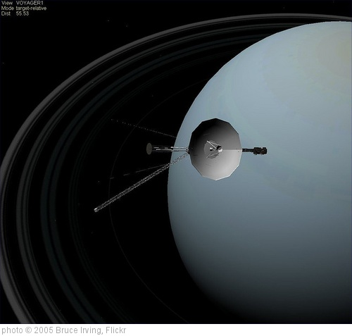 'Voyager Uranus' photo (c) 2005, Bruce Irving - license: http://creativecommons.org/licenses/by/2.0/