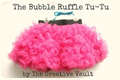 bubble ruffle tu tu tutorial