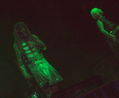 Glowing Rob and John 5