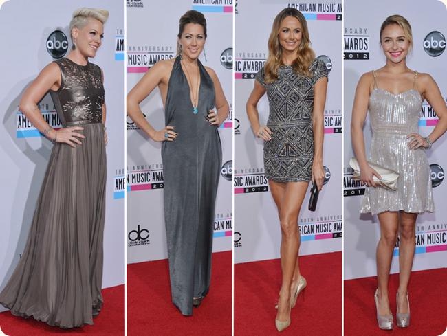 AMA 2012, Nokia, premiação, red carpet, Colbie Caillat, Pink, Stacy, Hayden Panttenere