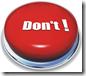 Jangan lakukan di blog dan website