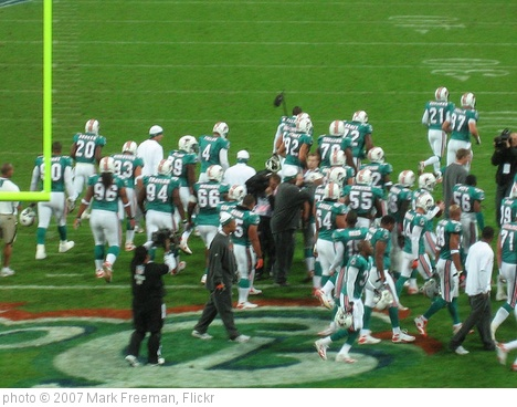 'Miami Dolphins (10) v NY Giants (13)' photo (c) 2007, Mark Freeman - license: http://creativecommons.org/licenses/by/2.0/