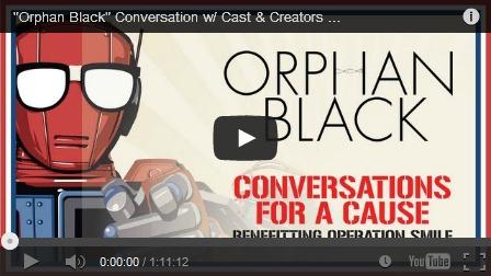 Orphan Black Nerd HQ Panel