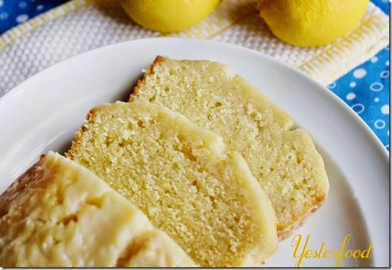 Starbucks Lemon Loaf by Yesterfood 44