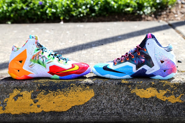 Beauty Shots The Nike What The LeBron 11  2K14