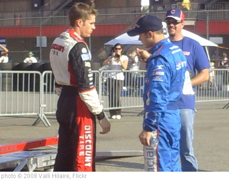 'David Ragan & David Gilliland' photo (c) 2008, Valli Hilaire - license: http://creativecommons.org/licenses/by-nd/2.0/